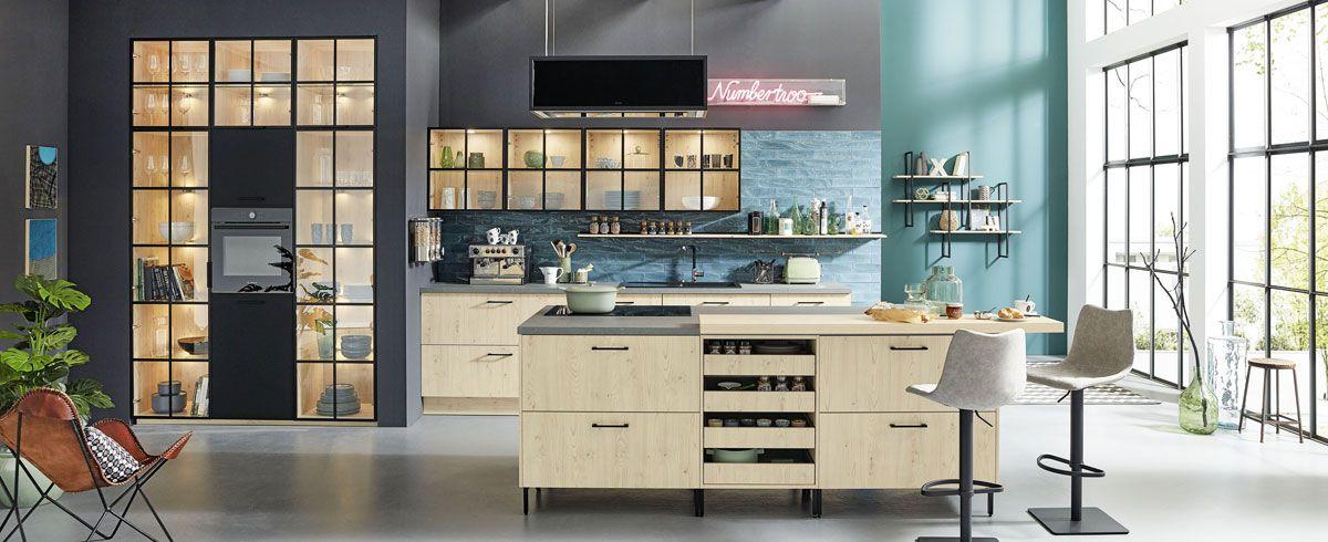 Unsere küchen kompetenzwelt
