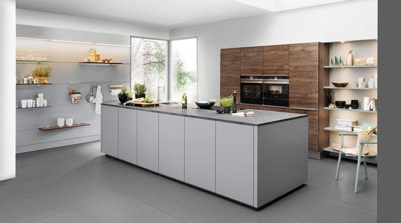 Moderne Küche - Küche kaufen Küchenstudio Küchenplaner ...