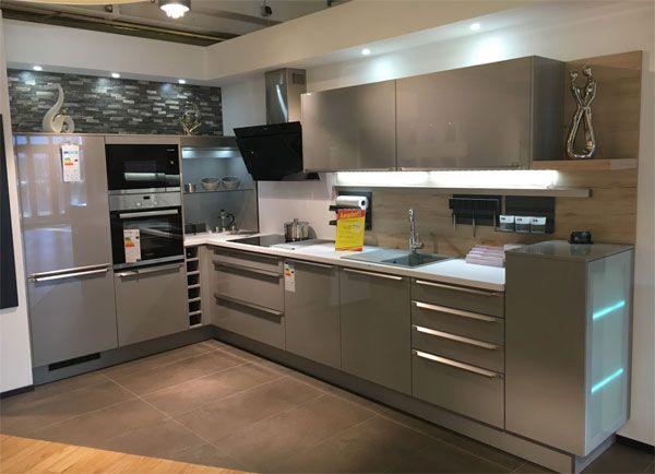 Küchen abverkauf günstig  Musterküchen-Abverkauf - Küche kaufen Küchenstudio Küchenplaner ...